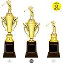トロフィー ゴルフ 高さ28.4cm ゴルフ コンペ用品 ゴルフ 大会 賞品 景品 トロフィー カップ 表彰 ゴルフ 記念品 優勝…