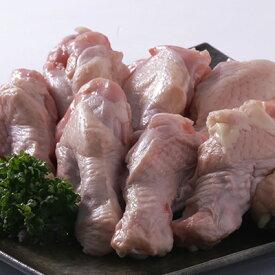 妻地鶏手羽元1kg
