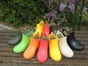 根強い人気・カラフルブーツ全7色【日本製】お得にGET!!【純国産】レディース 雨靴 雨具 ショート丈 ゴム 長靴…