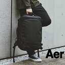 ラッピング無料【1000円クーポン対象】【ポイント10倍】Aer エアー Aer×9H Capsule Pack カプセルパック バックパック リュック ビジ…