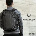 【2020春夏最新モデル】Black Ember ブラックエンバー Forge フォージ 防水リュック 撥水 バックパック ショルダーバッグ ブリーフケー…