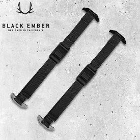 ラッピング無料 Black Ember ブラックエンバー FORGE MAGLOCK COMPRESSION STRAPS フォージ マグロック コンプレッションス トラップ 4本セット 7219034 正規取扱店 ツナグテ