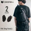 ラッピング無料【P10倍】 CODE OF BELL コードオブベル X-PAK Sling Pack(L) クロスパック スリングパック ショルダーバッグ バックパ…