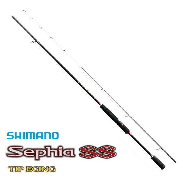 シマノ セフィア SS ティップエギング S700ML-S (S01) (O01) / セール対象商品 (4/26(金)12:59まで)