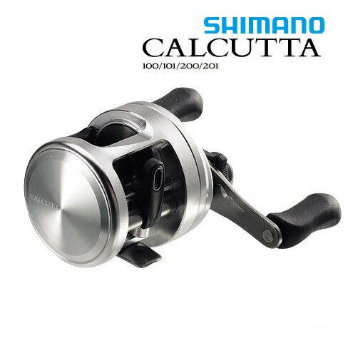シマノ 12 カルカッタ 201 LEFT (左ハンドル) (お取り寄せ商品) (送料無料)