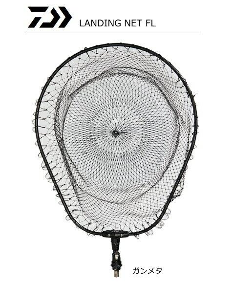ダイワ ランディングネットFL 70 ガンメタ (D01) (O01)