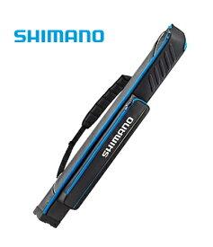 シマノ ロッドケース XT PW RC-026P 145PW ブルー (S01) (O01) (期間限定セール対象商品)