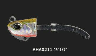 デュオ (DUO) ビーチウォーカー ハウル ヘッド 21g AHA0211 コガネアジ / ルアー (メール便可) (O01) / セール対象商品 (4/26(金)12:59まで)