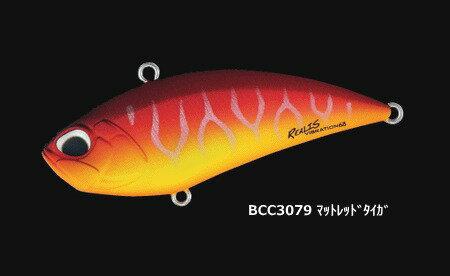 デュオ (DUO) レアリス バイブレーション 68 BCC3079 マットレッドタイガ / ルアー (メール便可) (O01)
