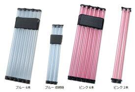 ダイワ イカヅノ投入器 6本 ブルー (D01) (O01)