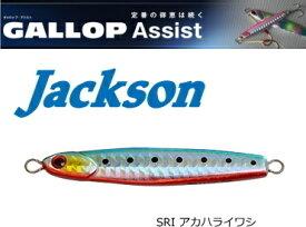 ジャクソン (Jackson) ギャロップ アシスト 60g #SRI アカハライワシ / メタルジグ (メール便可) (O01) / セール対象商品 (6/17(月)12:59まで)
