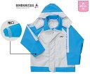 阪神素地 FIELDX-TREAMER ジャケット RA-51 ブルー×ホワイト Mサイズ / レインウェア (O01) 【送料無料】 (セール対…