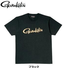 がまかつ Tシャツ(筆記体ロゴ) GM-3576 ブラック LLサイズ / ウエア(お取り寄せ商品) / セール対象商品 (9/24(火)12:59まで)