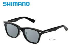 シマノ バルバロス ウェリントンタイプ LU-101S ブラウン / 偏光サングラス 【送料無料】