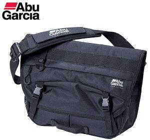 アブガルシア ランガンメッセンジャーバッグ2 ブラック(お取り寄せ商品) (セール対象商品)