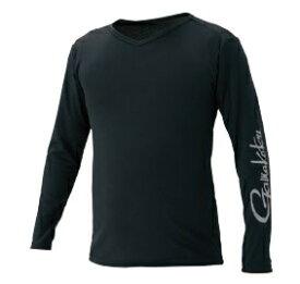がまかつ NO FLY ZONE(R) ロングスリーブTシャツ GM-3552 ブラック Lサイズ (お取り寄せ商品) / セール対象商品 (9/24(火)12:59まで)