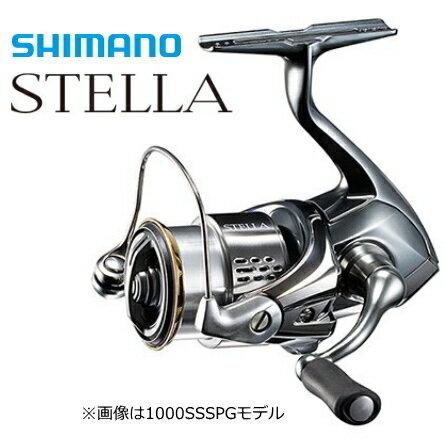 【1%OFF】シマノ18ステラ1000SSSDH/スピニングリール(送料無料)/3月入荷予定先行予約受付中