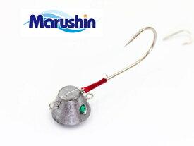マルシン漁具 TRD一つテンヤ ムク 12号 / 鯛ラバ タイラバ 【メール便発送】 【セール対象商品】