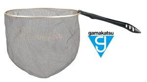 がまかつ 鮎タモ (通常タイプ) テクノメッシュ 36cm / 鮎友釣り用品 (送料無料) (お取り寄せ商品)