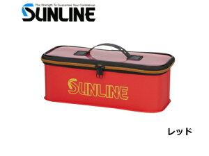 サンライン 仕掛けBOX SFB-108 レッド 30cm 【セール対象商品】