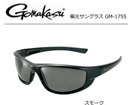 がまかつ 偏光サングラス GM-1755 スモーク / セール対象商品 (8/16(木)12:59まで)