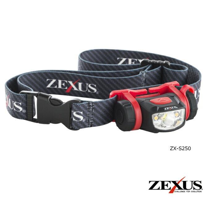冨士灯器 ゼクサス ZX-S250 / ヘッドライト