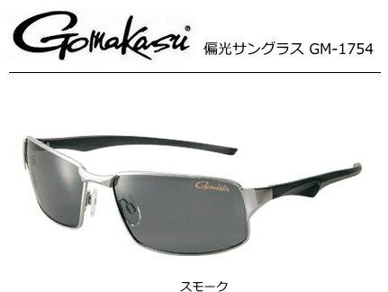 がまかつ 偏光サングラス GM-1754 スモーク / セール対象商品 (8/16(木)12:59まで)