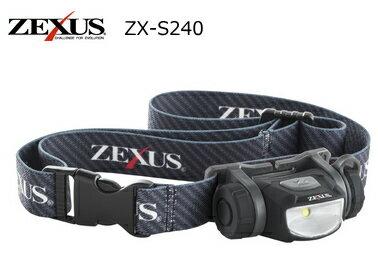 冨士灯器 ゼクサス ZX-S240 / ヘッドライト