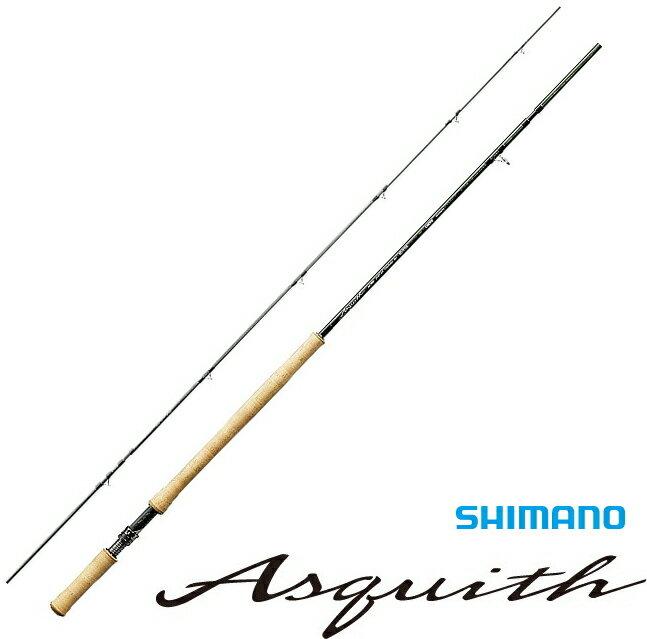 シマノ アスキス J1408 / フライロッド (S01) (O01) (送料無料)