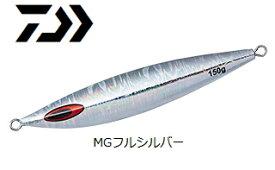 ダイワ ソルティガ FKジグ 130g MGフルシルバー / メタルジグ (メール便可) (O01)