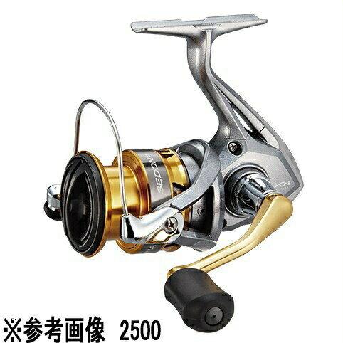 シマノ 17 セドナ 2500S PE (PE1号-約100m付) (17 SEDONA)