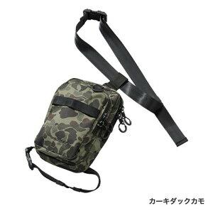 シマノ◇ランガンレッグバッグBW-022T(カーキダックカモ)◇