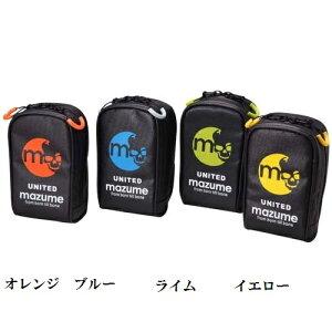 【オレンジブルー 】マズメ MZAS-231 モバイルケース オレンジ