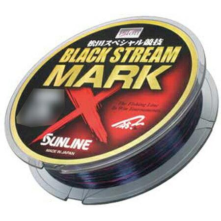 【 サンライン 】 新 松田SP競技 BLACK STREAM MARK X (ブラックストリーム マークX) 600M #1.35 ブラッキー&ファインピンク