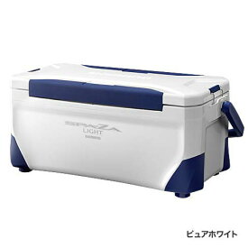 【シマノ (SHIMANO)】スペーザ ライト 350 LC-035M ピュアホワイト 【クーラーセール】