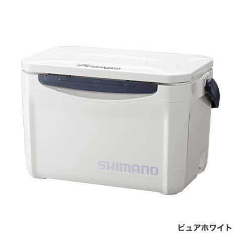 【シマノ(SHIMANO)】フリーガ ベイシス 260 UZ-026N ピュアホワイト 【クーラーセール】