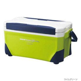 【シマノ(SHIMANO)】スペーザ ライト 250 LC-025M ライムグリーン クーラーボックス