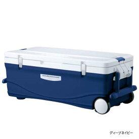 【シマノ(SHIMANO)】スペーザ ホエール ライト 450 LC-045L ディープネイビー クーラーボックス