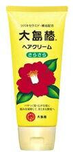大島椿 ヘアクリーム 【さらさら】 (160g) ツルハドラッグ
