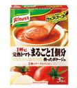 味の素 クノール カップスープ 1杯に完熟トマト まるごと1個分使った ポタージュ (3袋入) ツルハドラッグ