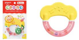 ピジョン にぎる・かむ 【R-1】 赤ちゃんの知覚を育てる歯がためトイ ツルハドラッグ