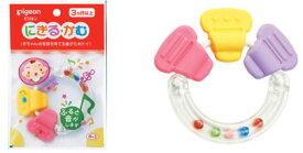 ピジョン にぎる・かむ 【R-3】 赤ちゃんの知覚を育てる歯がためトイ ツルハドラッグ