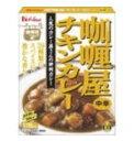 ハウス食品 カリー屋チキンカレー 【中辛】 (200g) ツルハドラッグ
