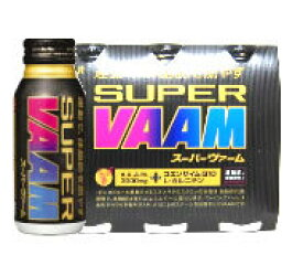 明治乳業 SUPERVAAM スーパーヴァーム (200ml×6缶) ツルハドラッグ ※軽減税率対象商品