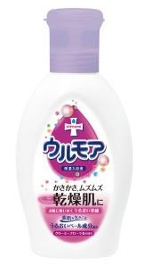 アース製薬 ウルモア 保湿入浴液 【かさかさ、ムズムズ 乾燥肌に】 クリーミーフローラルの香り (600ml) ツルハドラッグ