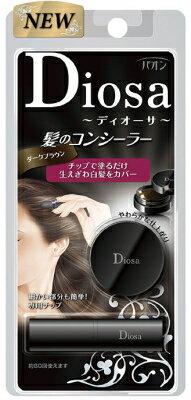シュワルツコフヘンケル パオン ディオーサ 髪のコンシーラー 【ダークブラウン】 毛髪着色料 (4g) ツルハドラッグ