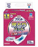 【◆】 エリエール アテント 尿とりパッド 強力スーパー吸収 女性用 (39枚入) ツルハドラッグ