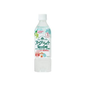 【特売】 和光堂 ベビー飲料 ベビーのじかん アクアライト 白ぶどう 3ヶ月頃から 乳幼児用 イオン飲料 (500ml) ※軽減税率対象商品