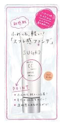 ロート製薬 SUGAO スガオ エアーフィット CCクリーム ピュアオークル (25g) SPF23 PA+++ ツルハドラッグ