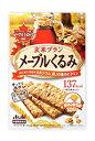 アサヒ バランスアップ 玄米ブラン メープルくるみ (3枚×5袋) 栄養機能食品 ツルハドラッグ